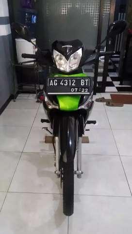 Honda Supra X125 Tahun 2012