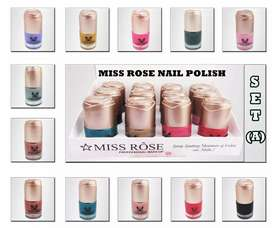Miss Rose Nail polish