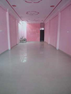 Newly Built Spacious Hall with attached washroom and bedroom.