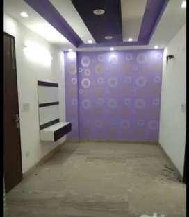 //40sq 1bhk with lift and bike parking 1st floor near uttam nagar //