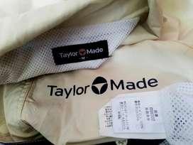 TAYLOR MADE Sz M Fit XL Jaket Golf 100 % Ori