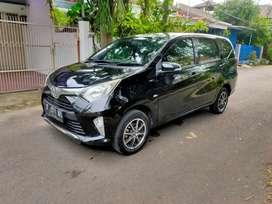 Toyota Calya 1,2 type G manual 2017 hitamuanis