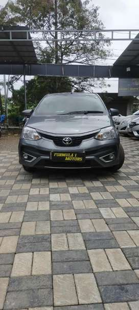 Toyota Etios Liva G, 2017, Petrol
