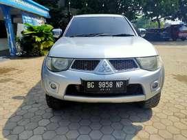 Mitsubishi strada triton exceed 2.5 4x4 2013 manual