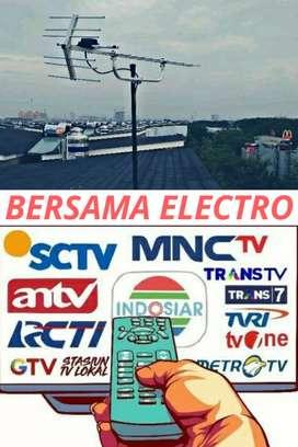 Ahli pemasangan antena tv terdekat bekasi timur