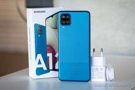 Samsung A12 4/128gb Garansi Resmi Bisa Cash/Kredit