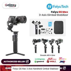 Feiyu G6 Max 3-Axis Handheld Gimbal Stabilizer