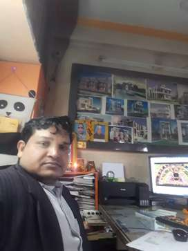 Viewfoundation near v.mart or tvs.show room .chinhut trihaya faizabaad