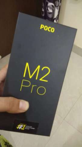 POCO M2 Pro (Out of the Blue, 64 GB)  (6 GB RAM)