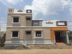 2 BHK Premium Villa Opp to SBIO School Pattanam Ondipudhur