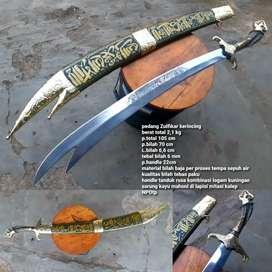 Pedang zulfakor limited edition
