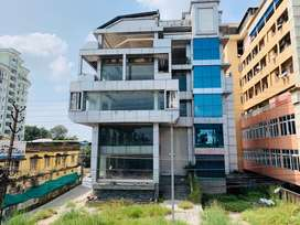 Aluva nh 47front 17cent 17000sqt commercial building 11cr