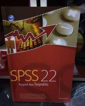 Buku SPSS22 Pengolahan Data Terpraktis