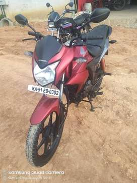 Good Condition Honda Twister Cb110 with Warranty |  0302 Bangalore