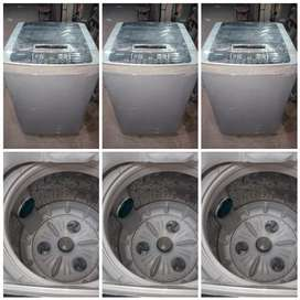 LG fully automatic washing machine wow 5 years warranty