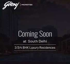 2 Bhk sale at south delhi