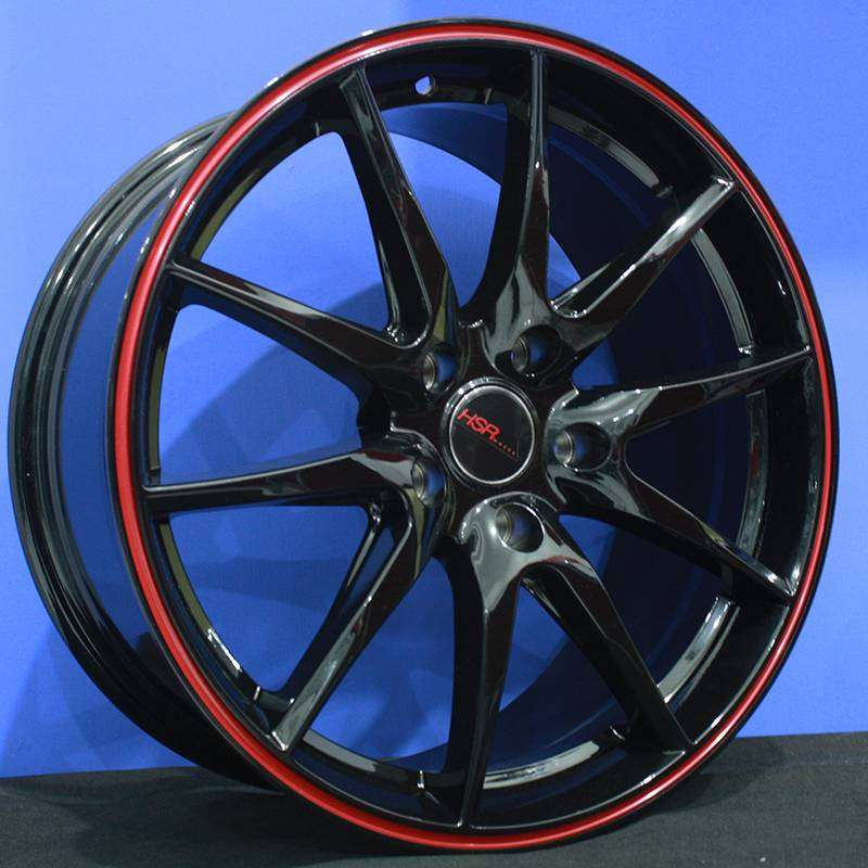 Smoke Velg Racing Hsr Ring18 Lubang5 0