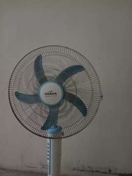 Charging fan very good codition