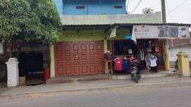 Disewakan Rumah Kos Murah di Dekat Jln SM Raja, MedanKota Medan