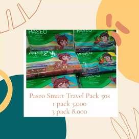 Tisu Paseo Travel Pack 50 sheet