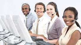 direct joining customer care and receptionist job at bbsr both male/f.