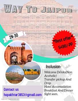 Best Jaipur Tour Package with sight seen