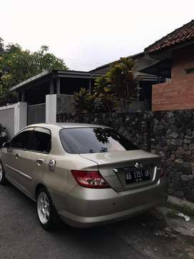 Honda City VTEC Manual AB Sleman