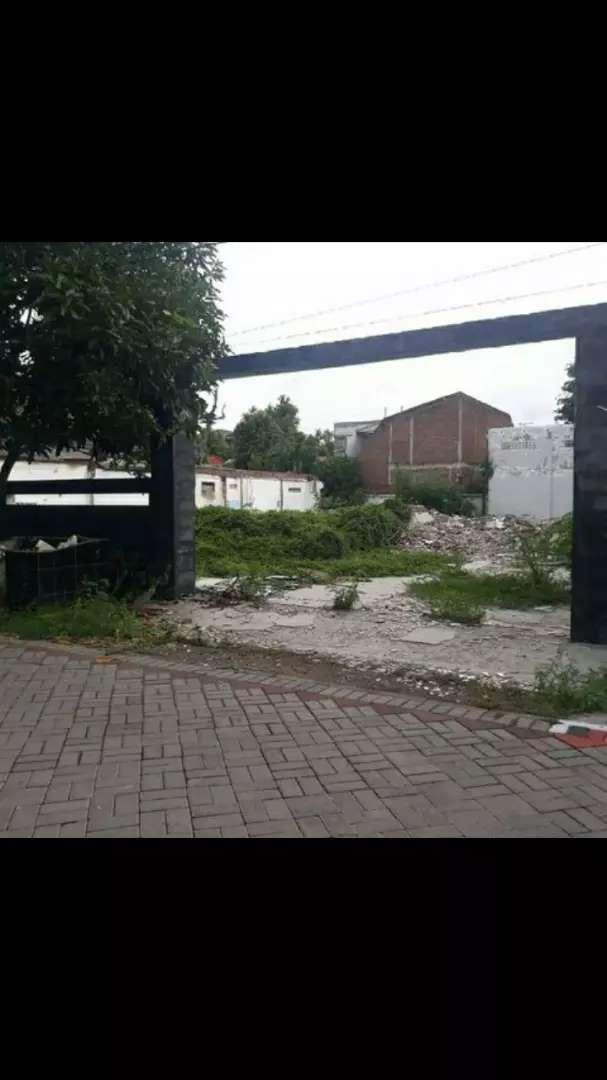 Tanah Siap Bangun di Perumahan Gayung Kebonsari Injoko Surabaya.