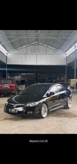 Honda Civic 2008 Listrik