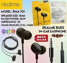 Earphone Realme Buds Ear