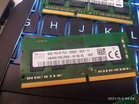 Memory DDR4 & DDR3L