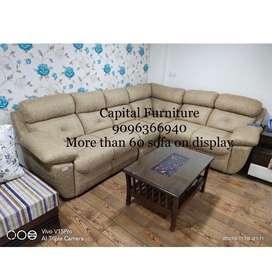 Brand new corner sofa on instalment
