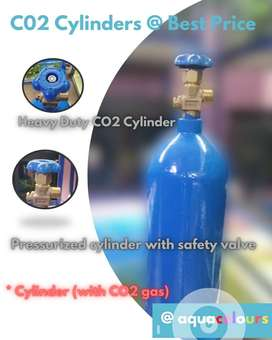 Aquarium Co2 Cylinders for Sale!!!