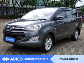 [OLX Autos] Toyota Kijang Innova 2016 G 2.0 Bensin A/T #Power Auto ID