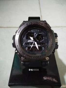 Jam tangan frame metal