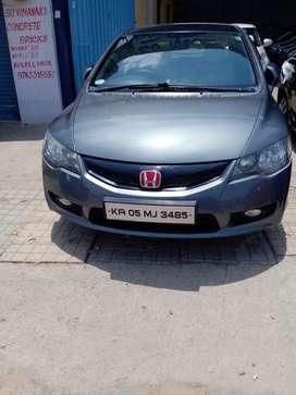 Honda Civic 1.8V Manual, 2010, Petrol