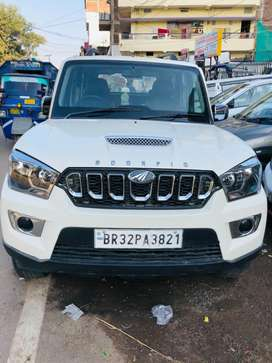 Mahindra Scorpio S4 Plus, 2018, Diesel