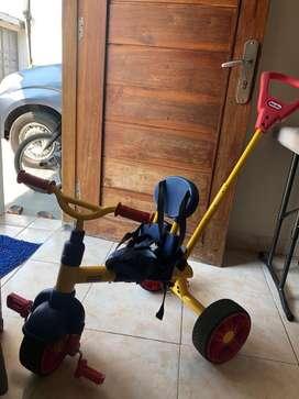 Little Tikes 3 in 1 Trike Sepeda Roda Tiga
