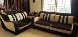 7 Seater Sofa with Head Recliner