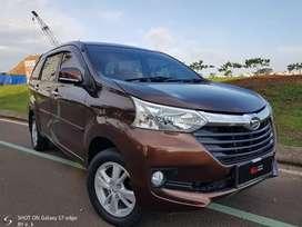 Daihatsu xenia x dlx mt 2016 full ori angsuran 2,6