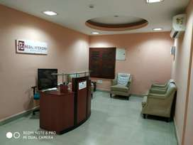 2300 Sq ft Fully Furnished Office For Rent in Guindy Ekkatuthangal