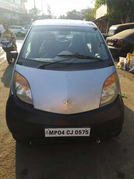 Tata Nano 2012 Petrol Well Maintained mint condition