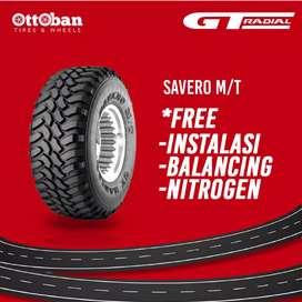 Ban baru Berkualitas GT Radial LT 235 75 R15 Savero MT Discovery
