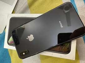 Apple iPhone XS MAX 256GB BLACK