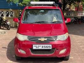 Chevrolet Enjoy 1.4 LTZ 8, 2014, Petrol