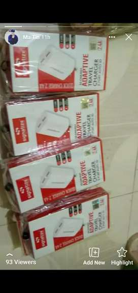Charger 2.4 amp original best quality