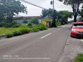 Kode : TP 1515 #Tanah Pekarangan di Sewakan Selatan RS Wirosaban Yogya
