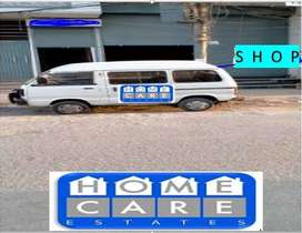 240yd independent house 400yd  for office commercial work Gulshan bl 5