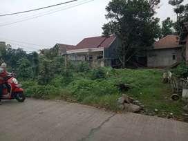 Dijual tanah buat rumah usaha nempel jalan cocok buat usaha