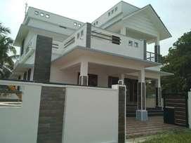 5 cent 2000 sqft 4 bhk house for sale at aluva near mariyapady